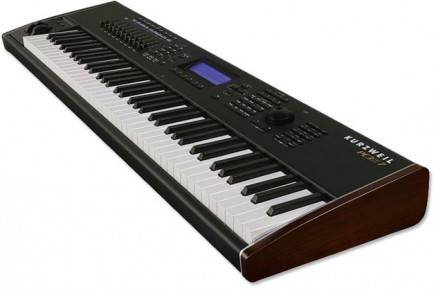 Kurzweil PC3K7 and PC3K6 now shipping
