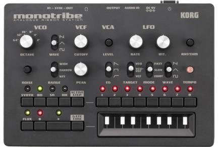 Korg Monotribe System Version 2 Announced