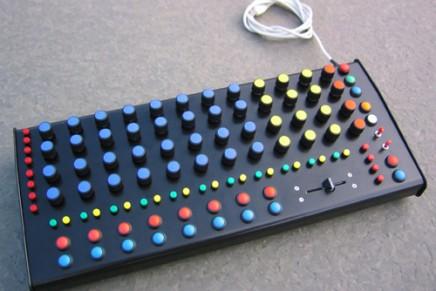 Introducing unItOne ultimate midi controller