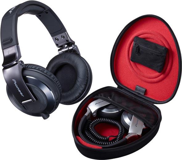 Pioneer unveils black chrome version of HDJ-2000 Headphones ... b8186e4529be