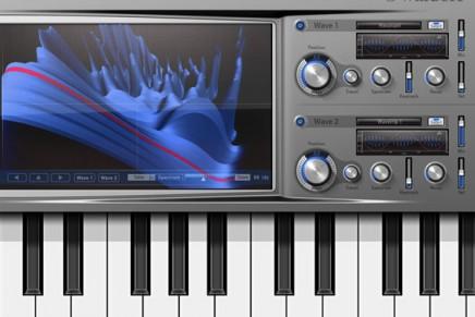Waldorf and Rolf Wohrmann new iPad synthesizer