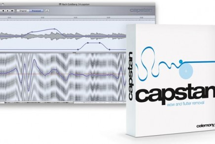 Celemony Capstan 1.1 – Now for multiple tracks and for rent