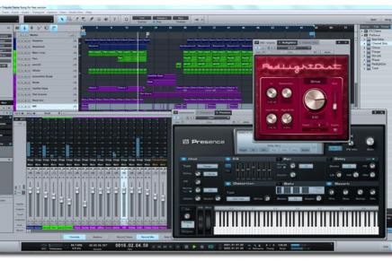 PreSonus Releases Free Version of Studio One DAW