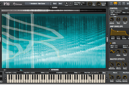 An Introduction to iZotope Iris sampling re-synthesizer