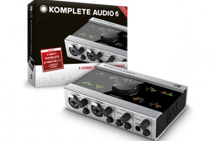 Native Instruments reduces price for KOMPLETE AUDIO 6
