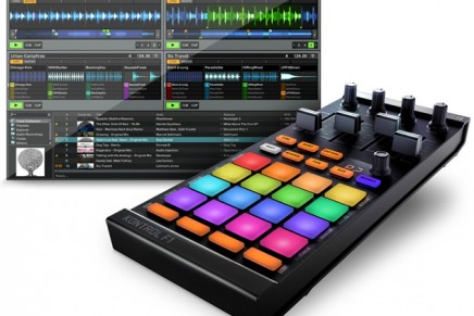 Native Instruments Kontrol F1 Available Now