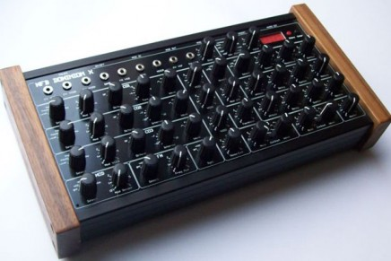 MFB introduces the Dominion X Analogue Synthesizer