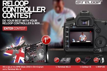 Reloop Controller DJ Contest 2012