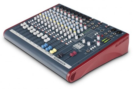 Allen & Heath new ZED mixer launched