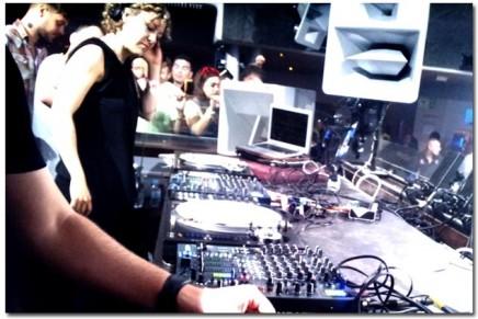 Allen & Heath Xone:92 at Space Ibiza opening party