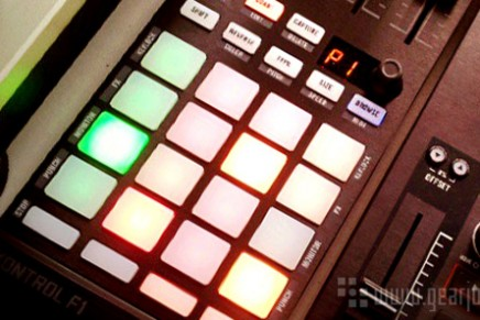 Native Instruments Kontrol F1 – Gearjunkies Review