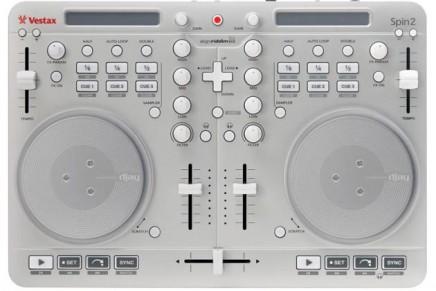 Introducing Vestax Spin2 DJAY Controller