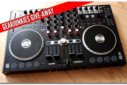 Gearjunkies Reloop Terminal Mix 4 Give Away!