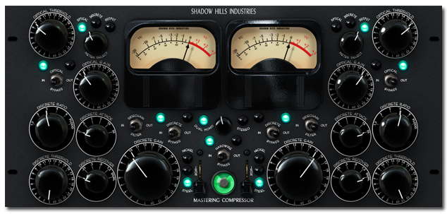 Universal Audio announces new Compressor and Ambience Recovery