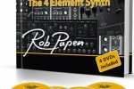 Rob Papen The 4 Element Synth book and DVDs announced