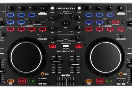 Denon DJ MC2000 Now Available
