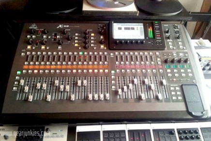 Behringer X32 Digital Mix Console – Gearjunkies Review