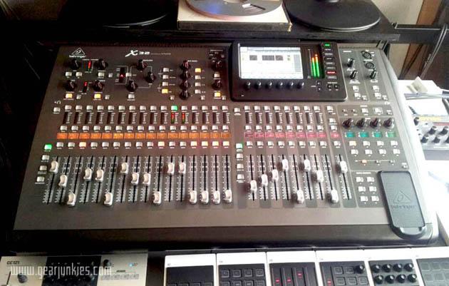 Behringer X32 Driver : behringer x32 digital mix console gearjunkies review ~ Vivirlamusica.com Haus und Dekorationen