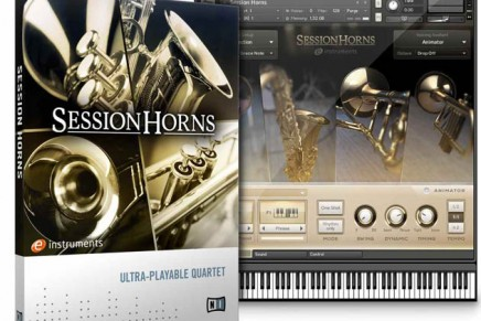 Native Instruments introduces a four-piece Horn Section for your DAW