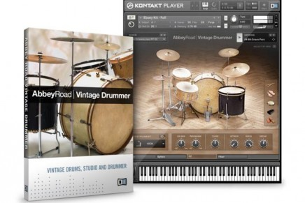 Abbey Road Vintage Drums from Native Instruments Released