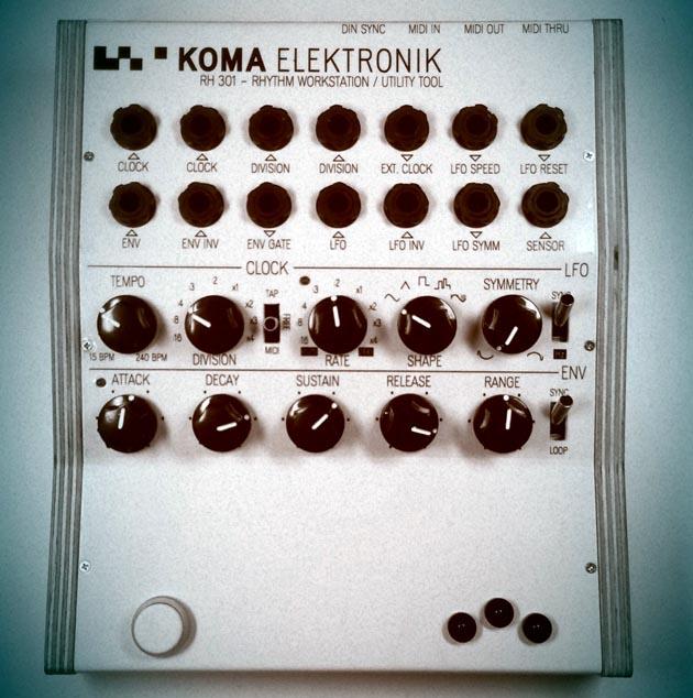 koma elektronik