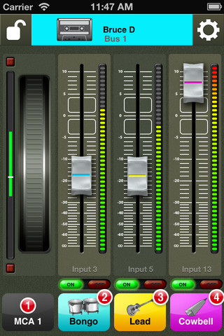 Behringer Launches Xiq Monitor Mix App For Iphone Ipod