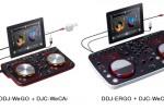 Pioneer WeCai cable for connecting DDJ-WeGO/ERGO to iPad