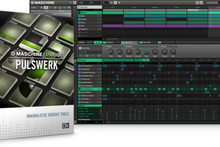 Native Instruments releases Pulswerk – Maschine expansion
