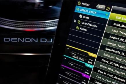 Denon Engine DJ Update V1.1.0 Available Now