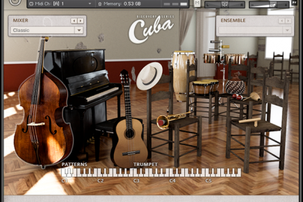 Native Instruments expands Discover Series with Sounds of CUBA