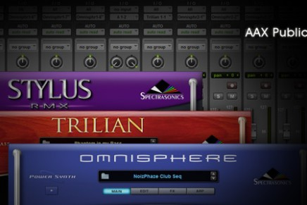 Spectrasonics AAX Support for Pro Tools 11