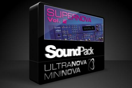 Supernova Supercharge your Novation Mininova and Ultranova