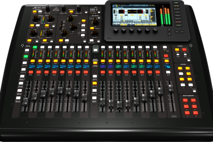 Behringer X32 Compact now shipping