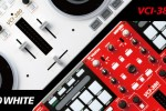 Vestax VCI-380 in Red and White Limited Editions