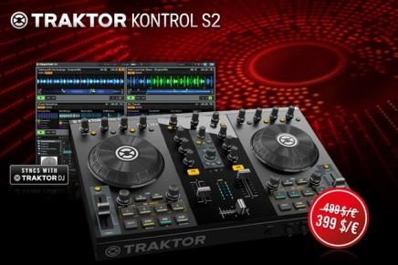 Limited Time NI TRAKTOR KONTROL S2 Price Reduction
