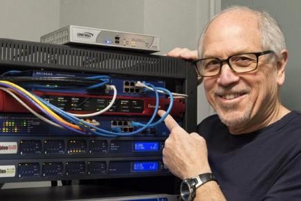 Dennis Sands and the Focusrite RedNet 6 MADI-to-Dante Bridge