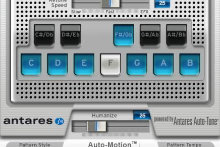 Antares Audio Technologies Introduces Auto-Tune EFX 3