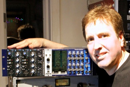 Engineer Peter Moshay chooses Radial for Live From Daryl's House