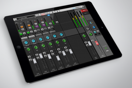 DSP mixer app adds to Steinberg UR audio interfaces