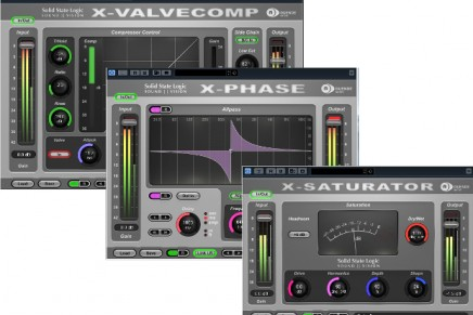 SSL Duende X-Valvecomp, X-Saturator & X-Phase – Gearjunkies review