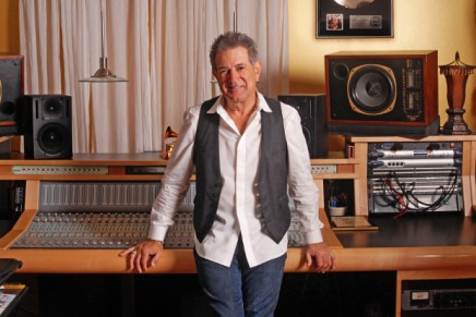Producer Val Garay Gets into the Manley CORE
