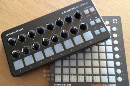 Novation Launchcontrol and Launchpad Mini – Gearjunkies Review