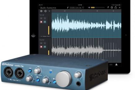 PreSonus Delivers Complete Mobile Recording Solutions