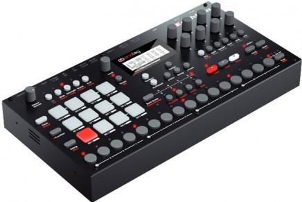 Elektron Analog Rytm 8 voice drum computer – Gearjunkies review