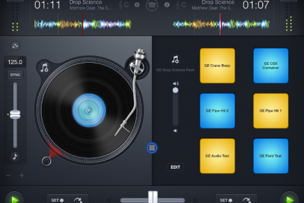 Algoriddim Releases djay 2.6 with General Electric Collaboration