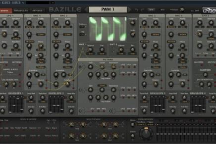 U-HE Bazille – Gearjunkies review