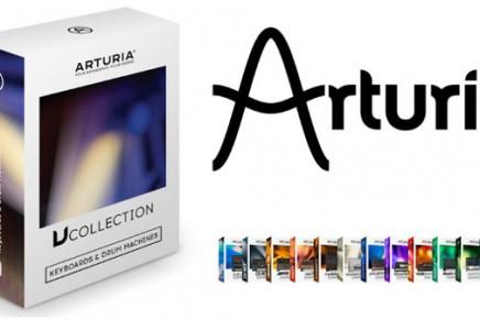 Arturia announces V Collection 4 software collection