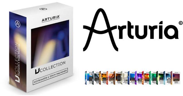 arturia announces v collection 4 software collection. Black Bedroom Furniture Sets. Home Design Ideas