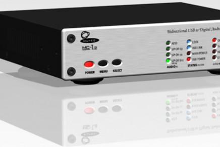 Mutec  shipping the MC 12 USB audio interface