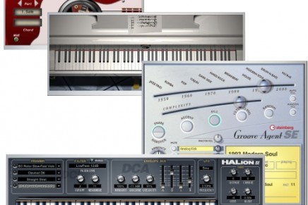 Steinberg's new virtual instruments collection